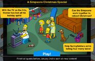 A Simpsons Christmas Special 2018 Event Guide