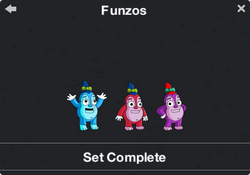 Funzos Character Collection
