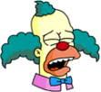 Krusty Pained Icon