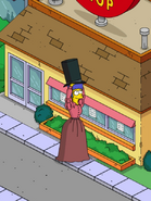 Mabel Simpson hiding in plain sight