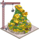 Money Mountain at Level 09
