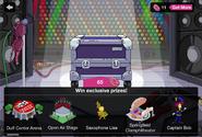 Concert Mystery Box Screen