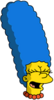 Marge Laughing Icon