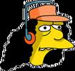 Otto Sad Icon