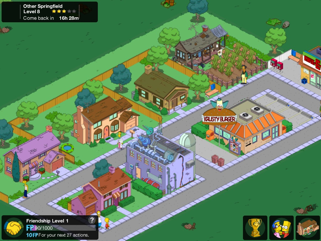 Home Design Cheats Ipad Other Springfield The Simpsons Tapped Out Wiki Fandom