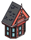 Bob's Victorian House Sidebar