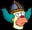Krustcraft Krusty Sad Icon