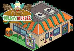 Krusty Murder Menu