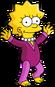 Charactersets lisa gymnastic