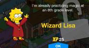 Wizard Lisa Unlocked