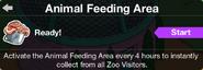 Animal Feeding Area activation