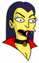 Countess Dracula Amused