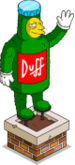 Sleazy Duff Topiary