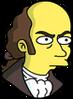 Aaron Burr Annoyed Icon