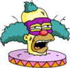 Clownface Injured Icon