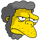 Caveman Moe Annoyed Icon