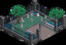 Fogbury Cemetery Menu