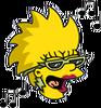 Rockstar Maggie Singing Icon