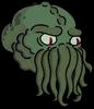 Cthulhu Sad Icon