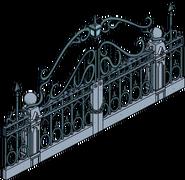 Medieval Gate (second upgrade) Menu