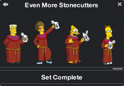 Even More Stonecutters Character Collection 2