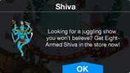 Shiva notification