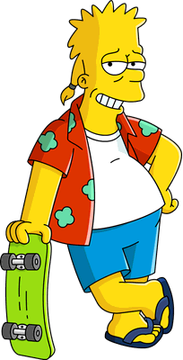 Mooch bart the simpsons tapped out wiki fandom - Les simpson tout nu ...