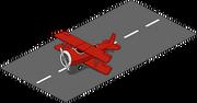 Norbert's Plane Menu