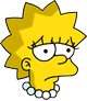 Gymnastic Lisa Sad Icon