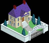 Minimum Security Prison Icon
