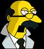 Animatronic Roger Meyers Sr. Angry Icon