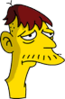 Cletus Sad Icon
