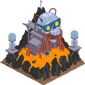 Death Mountain Icon