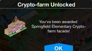 Springfield Elementary Crypto-farm Unlocked
