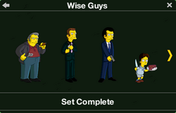 Wise Guys Character Collection 1