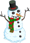 Best Snowman Ever Level 5 Upgrade