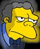 Moe Sad Icon
