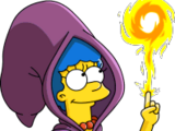 Wizard Marge
