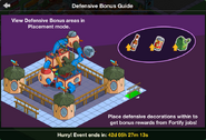 Bart Royale Defensive Bonus Guide
