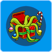 A Rigellian Christmas Promo Store Icon
