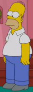 Homer in the show