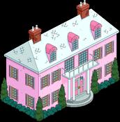 Stacy's Dream House Menu