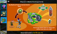 Charmer's Market Exchange Guide
