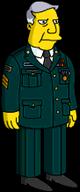 Sgt. Skinner Menu