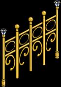 Solid Gold Fence Menu