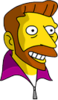 Hank Scorpio Pleased Icon