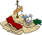 Walk In Therapy Stand Icon