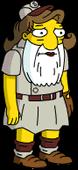 Baseball Jasper Menu