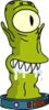 Kodos Happy Icon