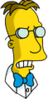 Professor Frink Angry Icon